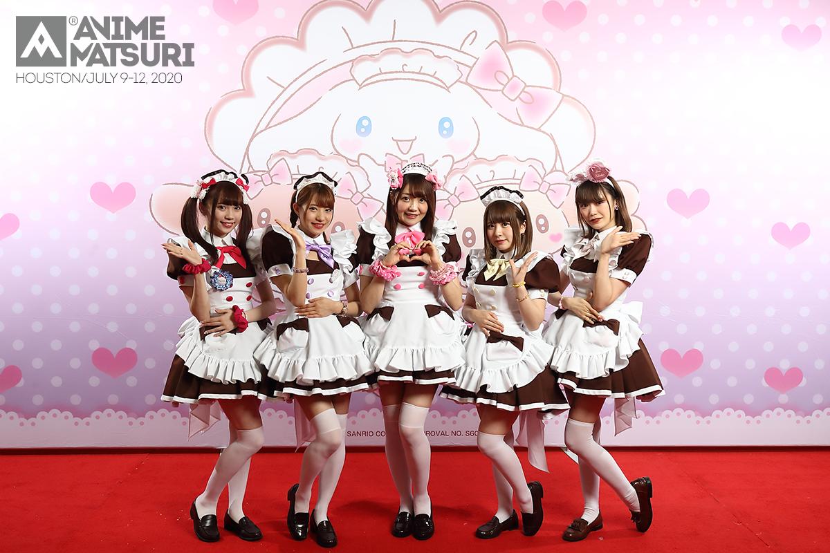 Apply To Am S Maid Butler Cafes Anime Matsuri 2021