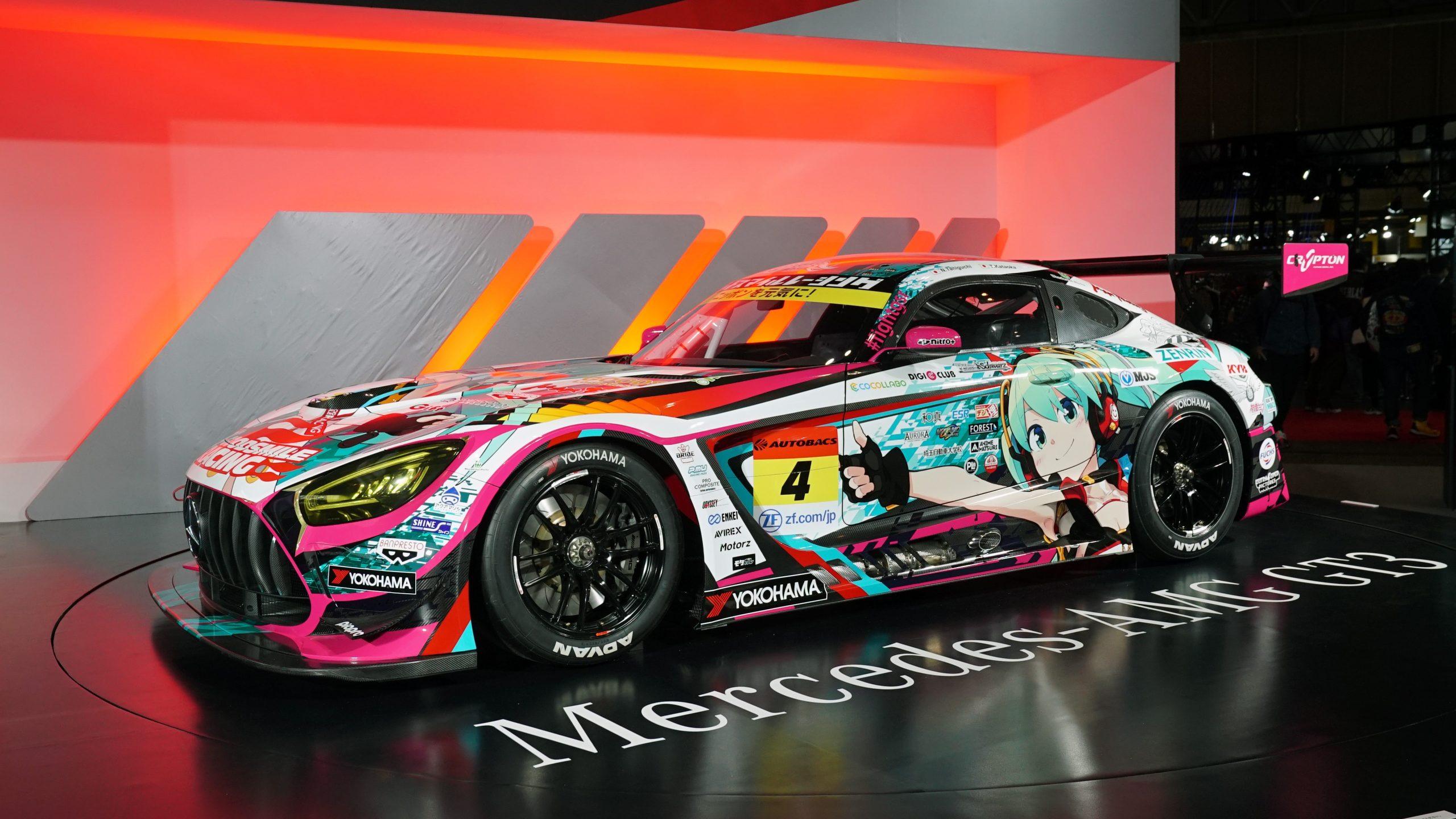 Anime Matsuri Attendees Now A Part Of Japan's Super GT ...