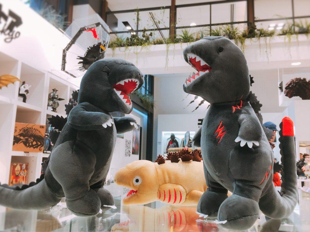 The Godzilla Store Tokyo Returns to Anime Matsuri 2020